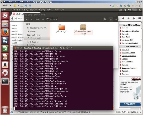 VMware Tools を VMware Player でインストール   …